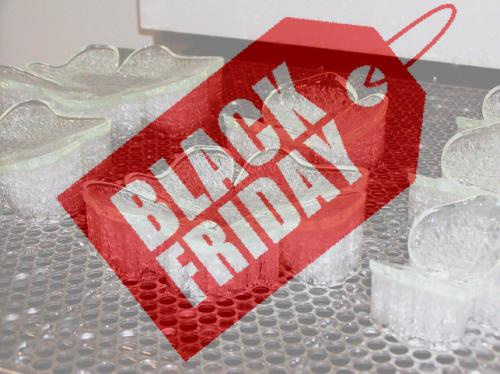 Black Friday della stereolitografia