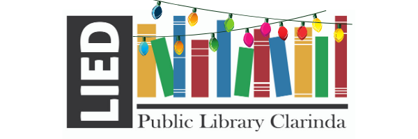 Library Logo - holiday
