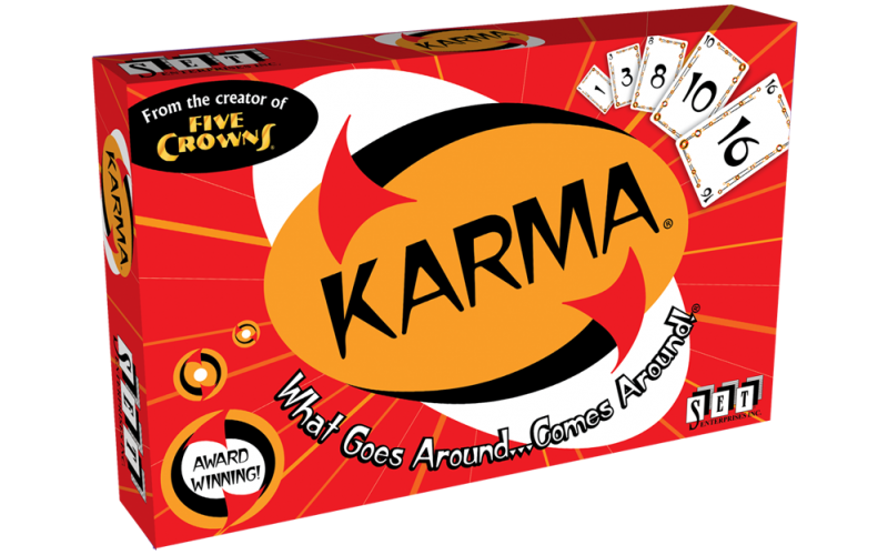 Adult Game Night Game Karma Photo