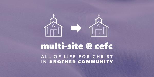Multi-site @ CEFC