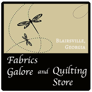 North Georgia's Newest Hottest  Fabric and Quilting Shop