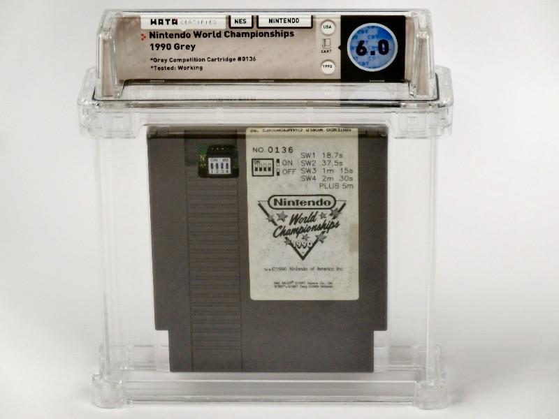 NES: NWC Grey - #136