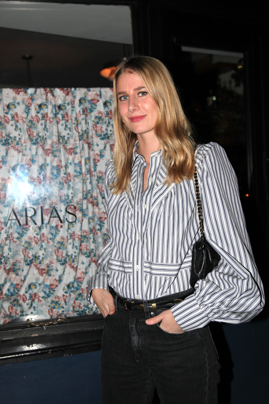 Laura Stoloff attends ARIAS Spring Summer 20 celebratory dinner