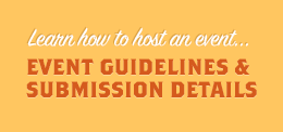 Event Guidelines