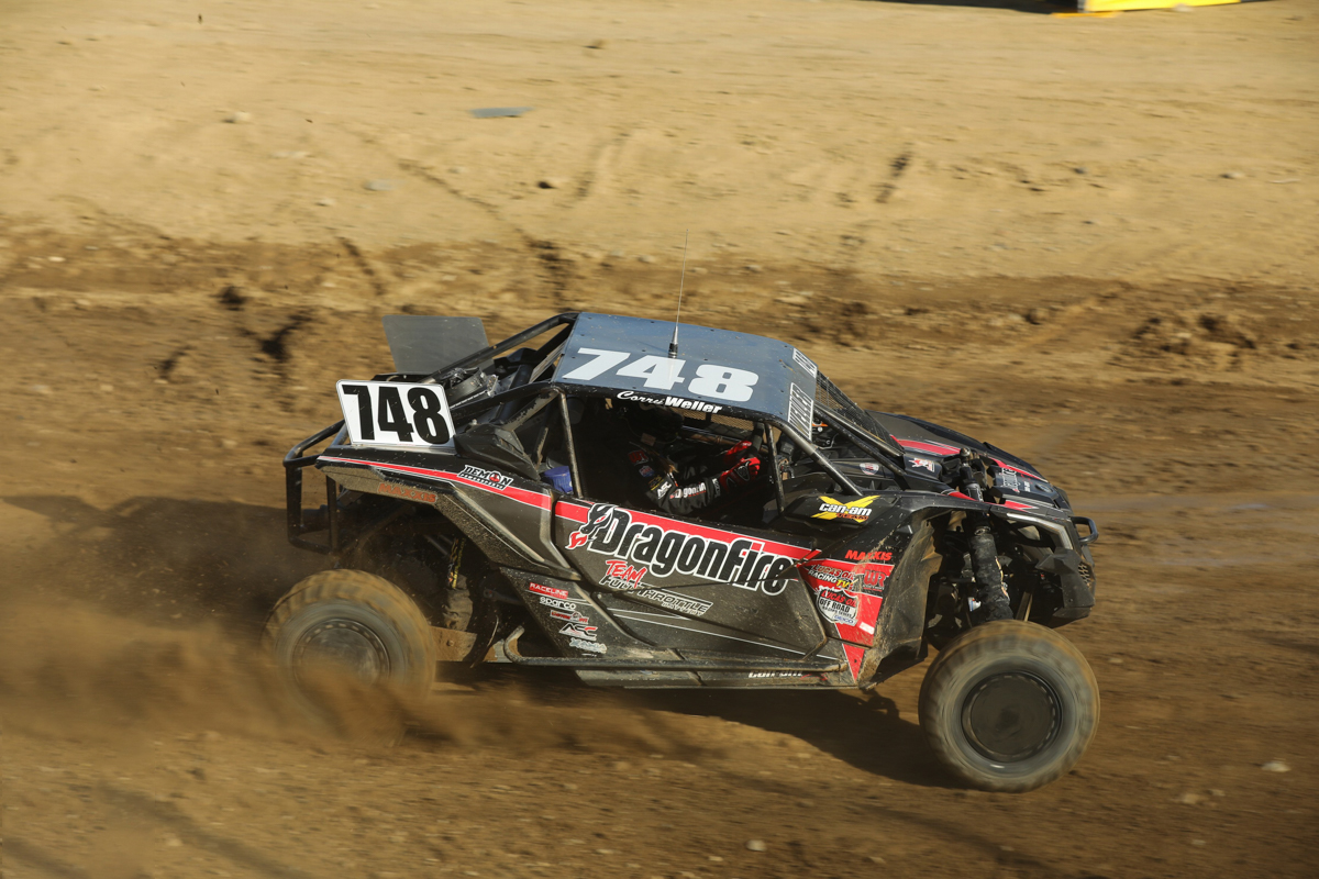 Corry Weller - Lucas Oil Off Road Series - Championship - Can-Am X3 - Demon X-Treme ATV UTV Axles