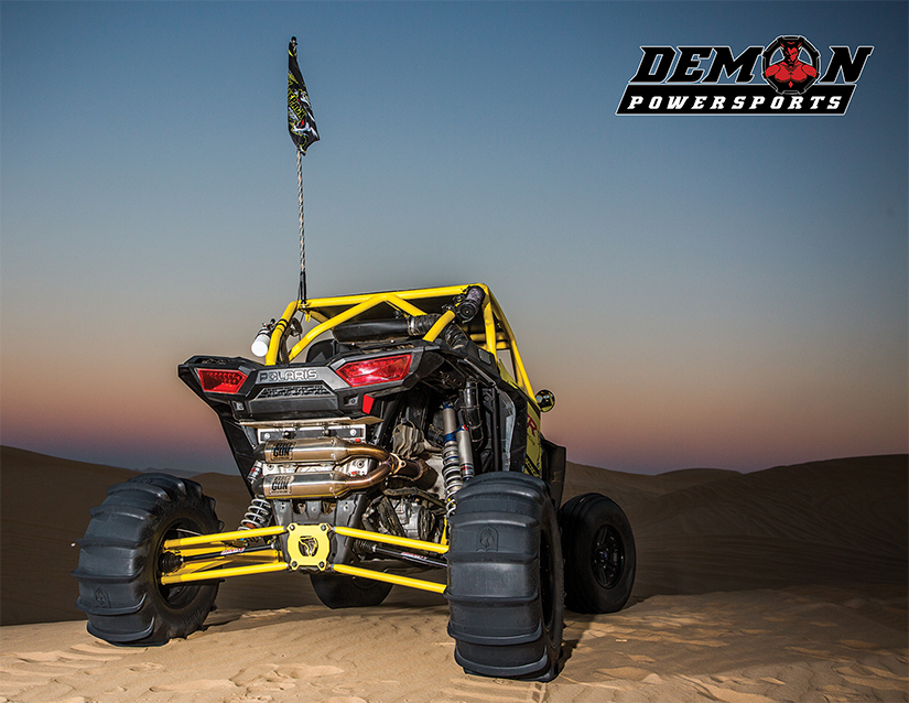 Demon X-Treme ATV UTV Axles - Polaris RZR 1000 Axles - Demon Powersports - UTV Wolfpack