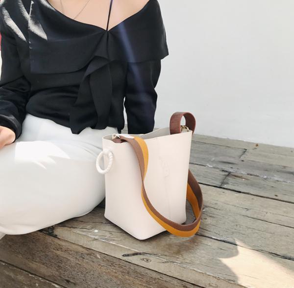 Dual Tone Mini Bag