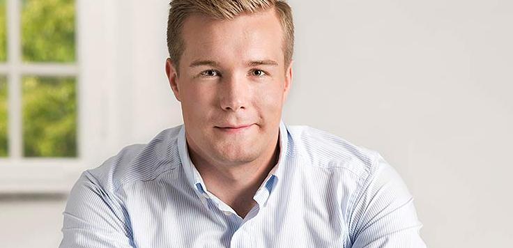 Säg hej till vår nya kollega Erik Stenman