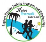 Sanford Riverwalk 5K Logo