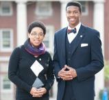 Howard University's Luard Scholarship Winners