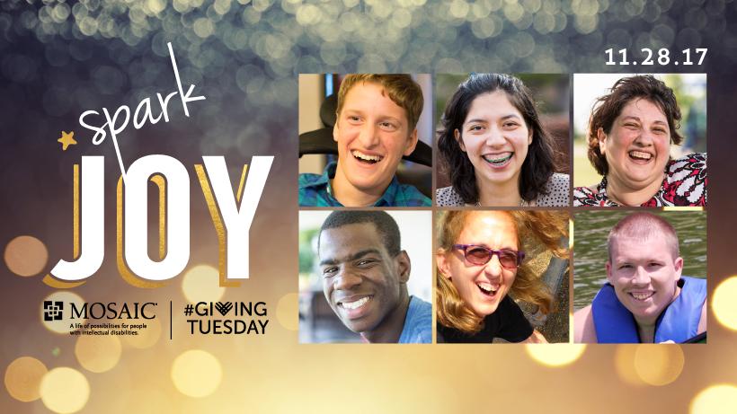 Plan to give on November 29! #GivingTuesday