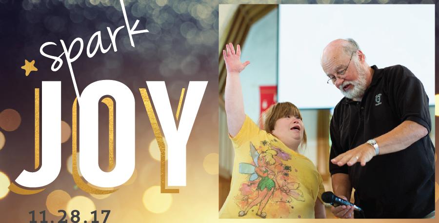 Spark Joy on Giving Tuesday