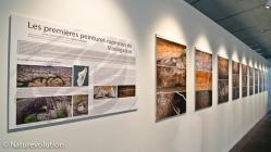 Exposition sur les peintures rupestres du massif du Makay