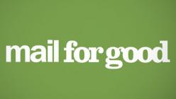 Faire un don sans payer : Mail For Good
