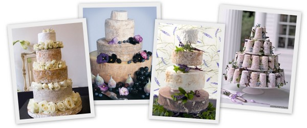Make it Yourself: Cheese Wedding Cakes | SouthBound Bride