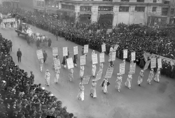 suffrage movement