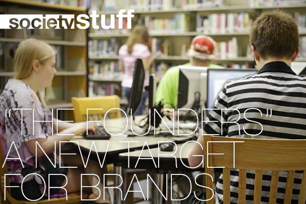 """▅▅ society stuff - """"The Founders"""", a new target for brands"""