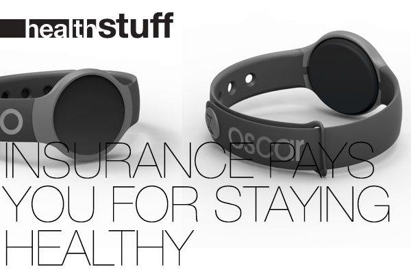 ▅▅ health stuff - Insurance pays you for staying healthy