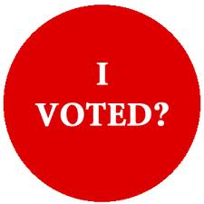 Election day is November 6. Remember how important it is to vote!