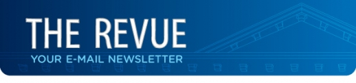 Revue Newsletter Header Graphic