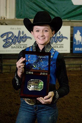 Madison Rafacz Wins (© NRHA)