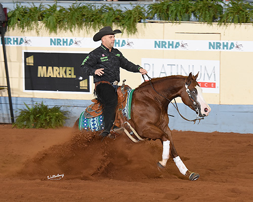 "NRHA Four Million Dollar Rider: Craig Schmersal on ""Ladysdreamofblueeyes"""