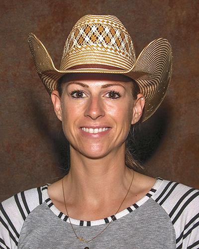 NRHA Youth Coach of the Year – Josiane Gauthier