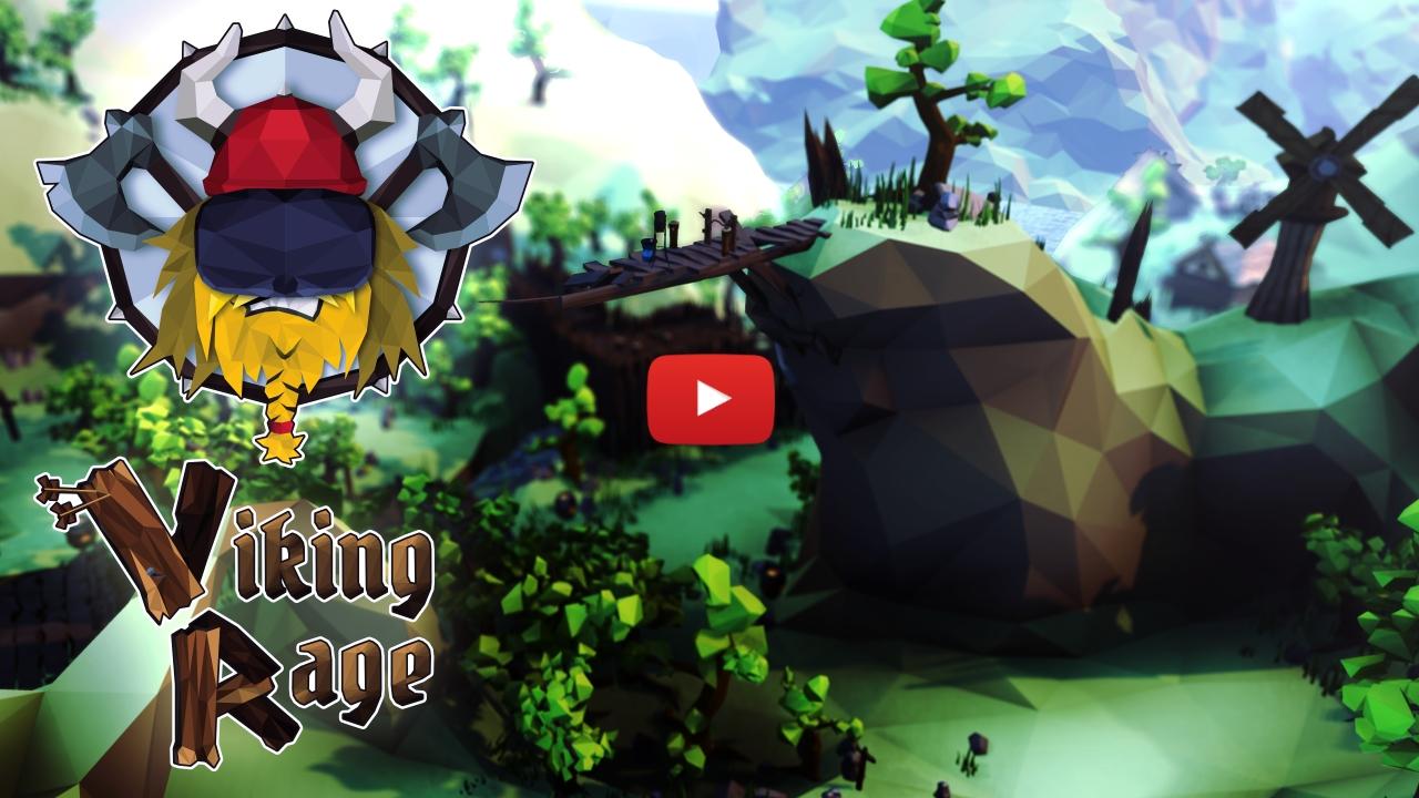 Viking Rage - Announcement Trailer