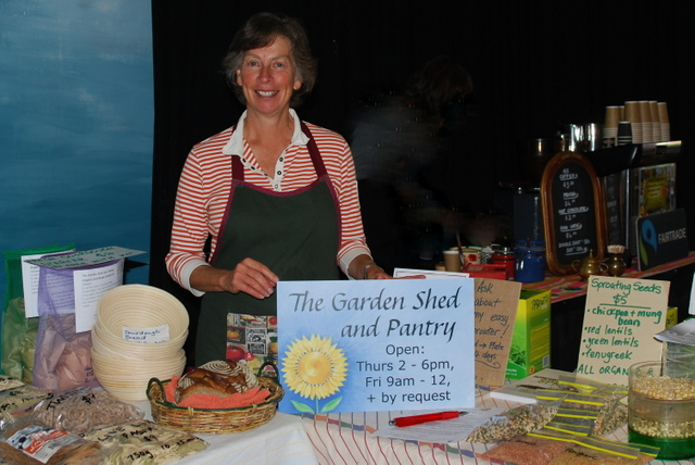The Garden Shed and Pantry Newsletter, July 2013