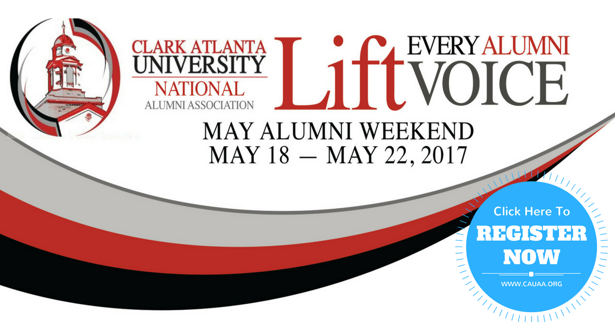 May Alumni Weekend Logo