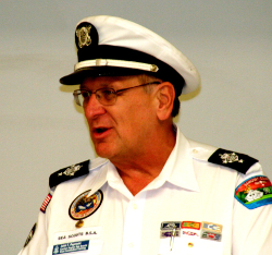 John Paprocki - Central Region Fleet Commodore