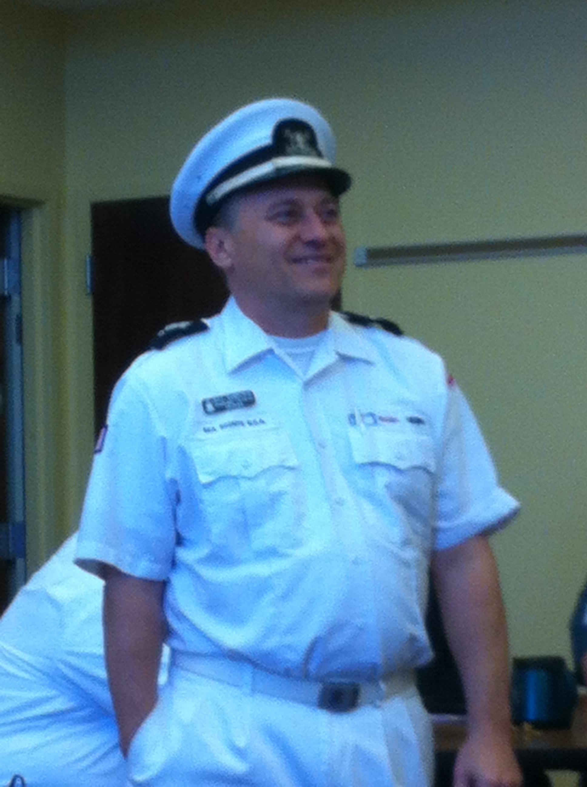 Bill Hamilton - Executive Officer