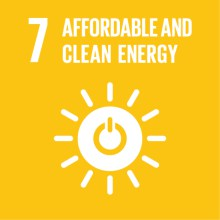 SDG #7 Affordable and Clean Energy