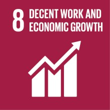 SDG #8 Decent Work and Economic Growth