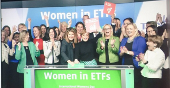 Ring the Bell for Gender Equality at the TMX Event on March 11, 2016