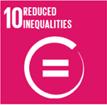 SDG #10 Reduced Inqualities