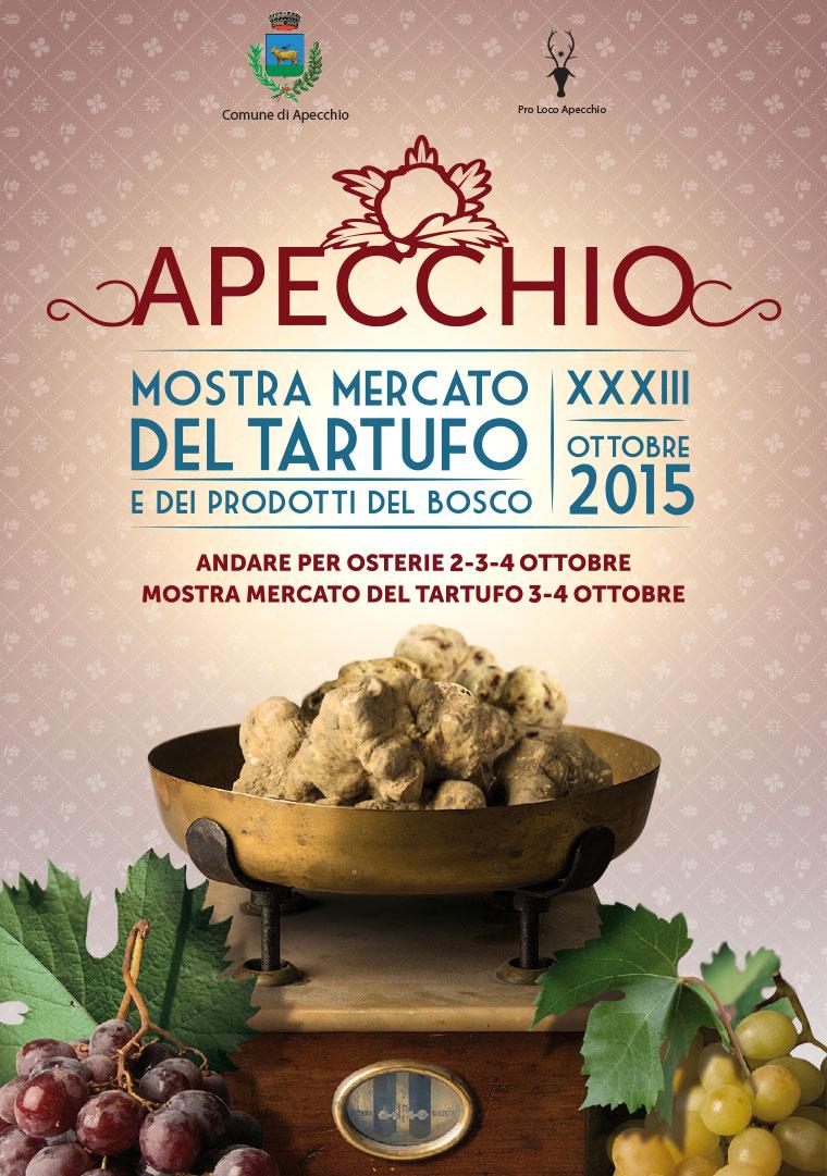 Apecchio - XXXIII Mostra Mercato del Tartufo e prodotti del bosco