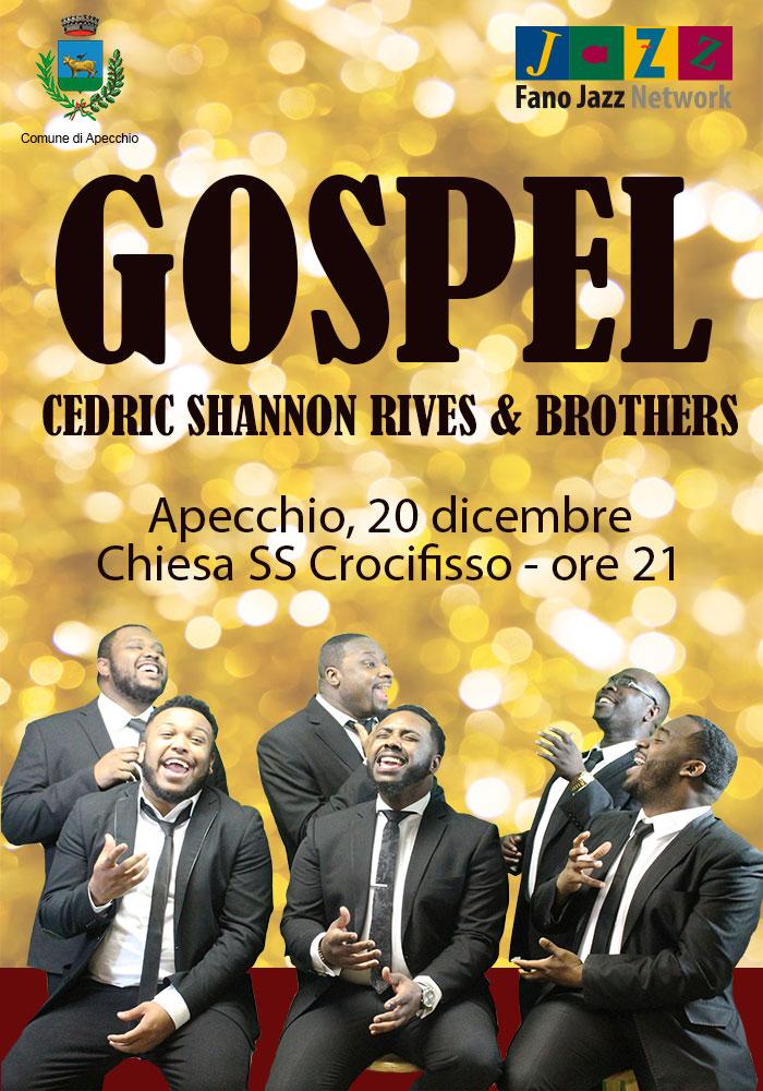 Concerto GOSPEL Apecchio 20 dicembre