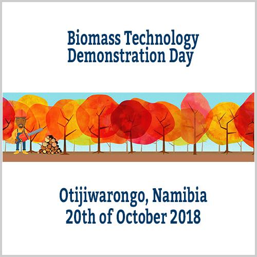 Biomass Technology Demonstration Day