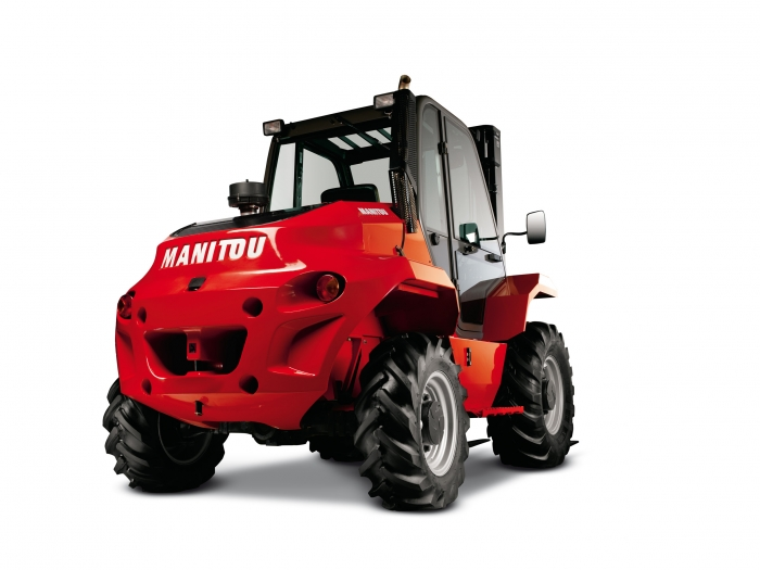Statewide Forklift Manitou Rough Terrain forklift