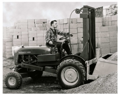 Statewide Forklift Throwback Thursday Marcel Braud Manitou