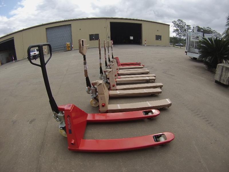 Statewide Forklift pallet jack stock