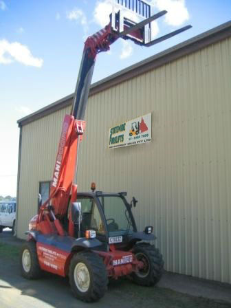 Statewide Forklift Hire Manitou