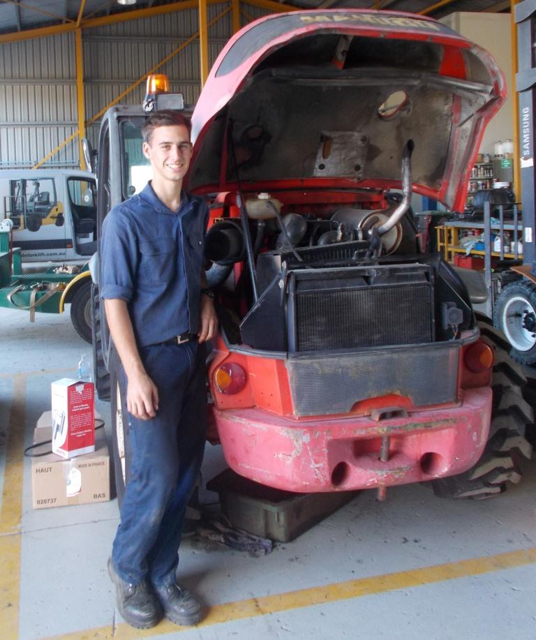 Apprentice Forklift Mechanic Statewide Forklift