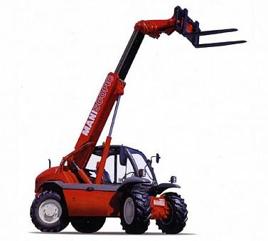 Statewide Forklift Manitou Telehandler