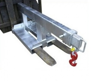 Statewide Forklift Jib Attachment