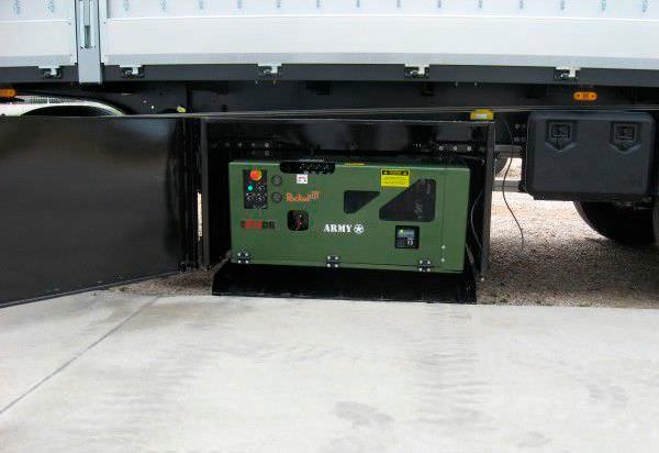 Statewide Forklift Pocket Lift