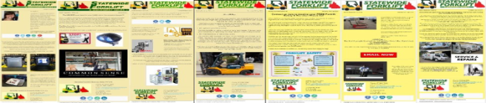 Statewide Forklift past newsletters