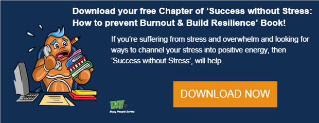 Click here to download a free Chapter of the Success without Stress book!