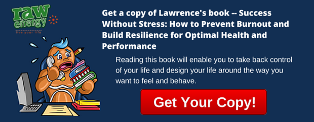 Get a copy of my book – Success Without Stress: How to Prevent Burnout and Build Resilience for Optimal Health and Performance